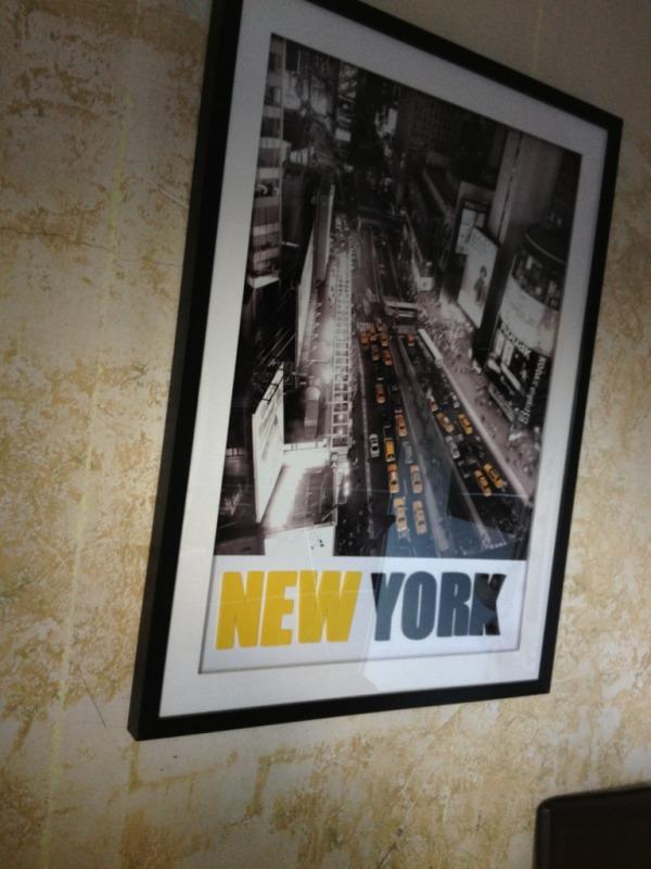 New York poster art