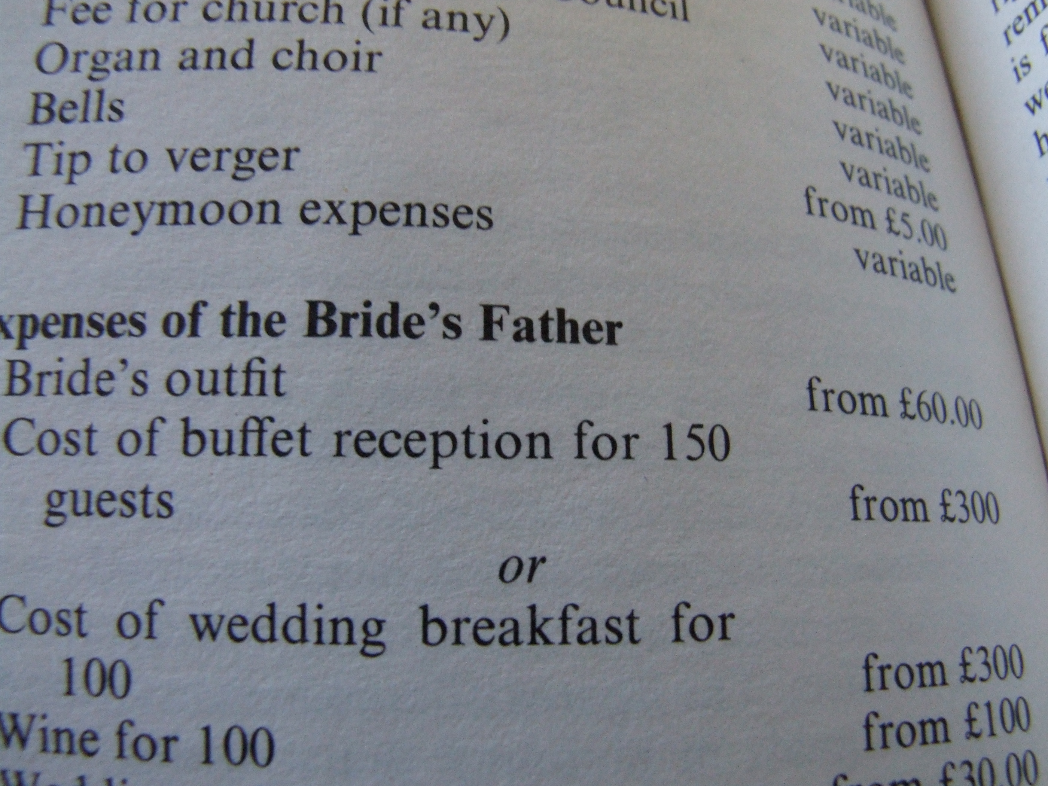The Little Book Of Wedding Etiquette WELL I GUESS THIS