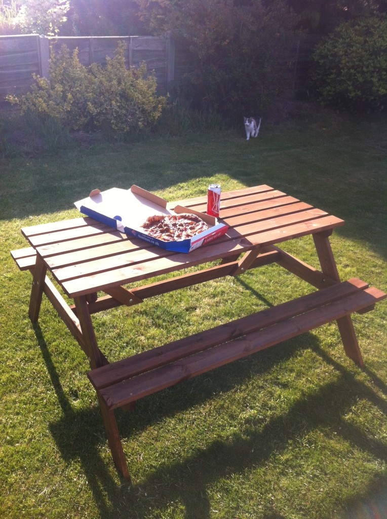 Prepping for BBQ Season With a Bargain Bench