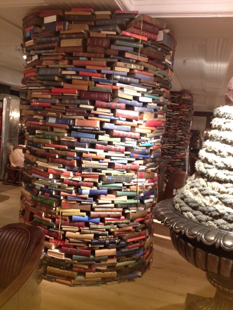Harrods books