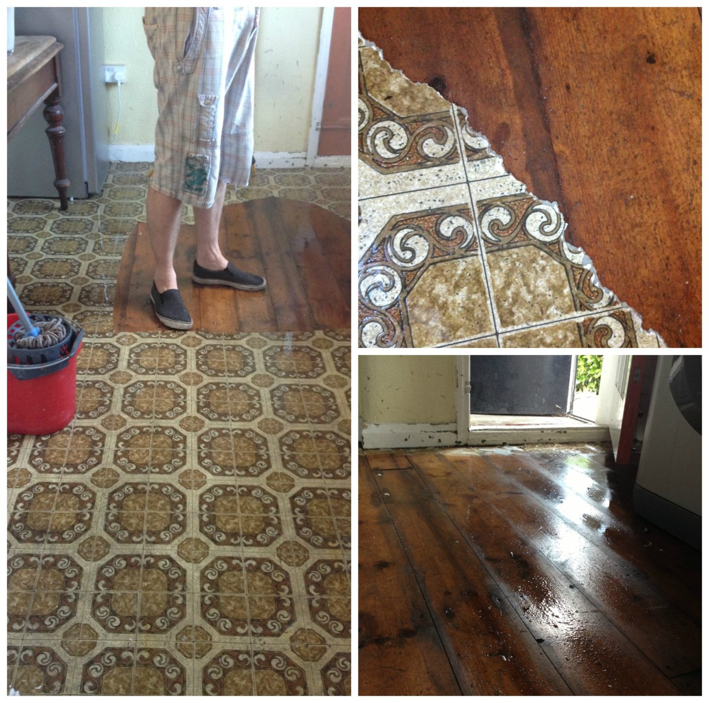 The Day Our Kitchen Flooded: Part 1