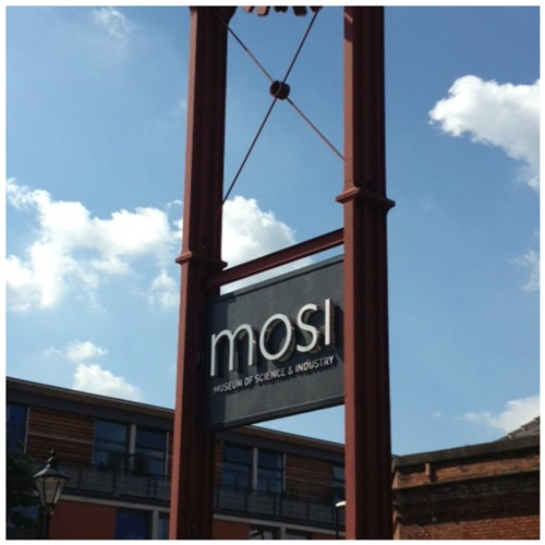 Appreciating your home town: A date to MOSI
