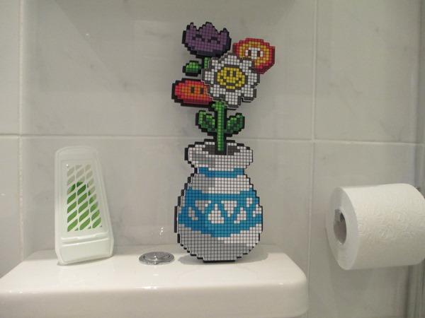 pixel flower 02
