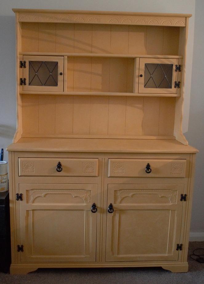Annie Sloan Dresser 07