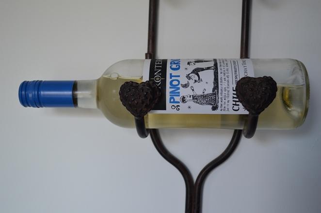 The Drunken Waiter AKA Our New Wine Rack