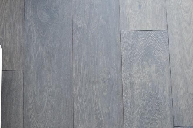 The New Kitchen Floor
