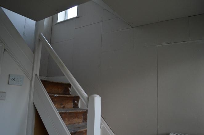 hallway progress 16