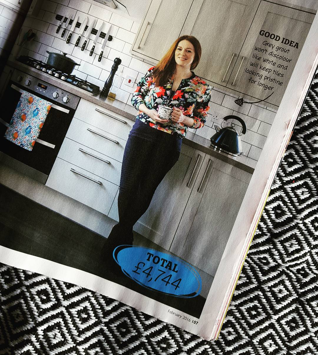 Look who's in the latest issue of HomeStyle magazine!