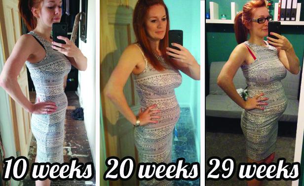 Pregnancy Update: Trimester 2