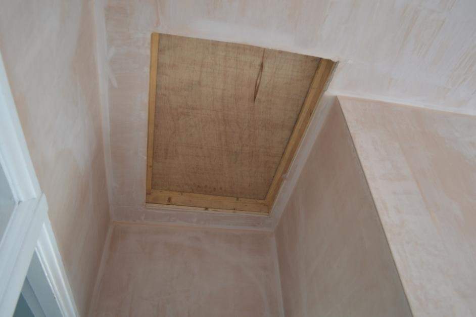 hallway plaster 09