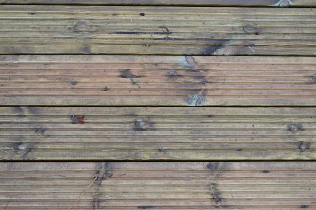Garden Update: DIY Timber Decking