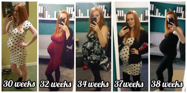 Pregnancy Update: Trimester 3