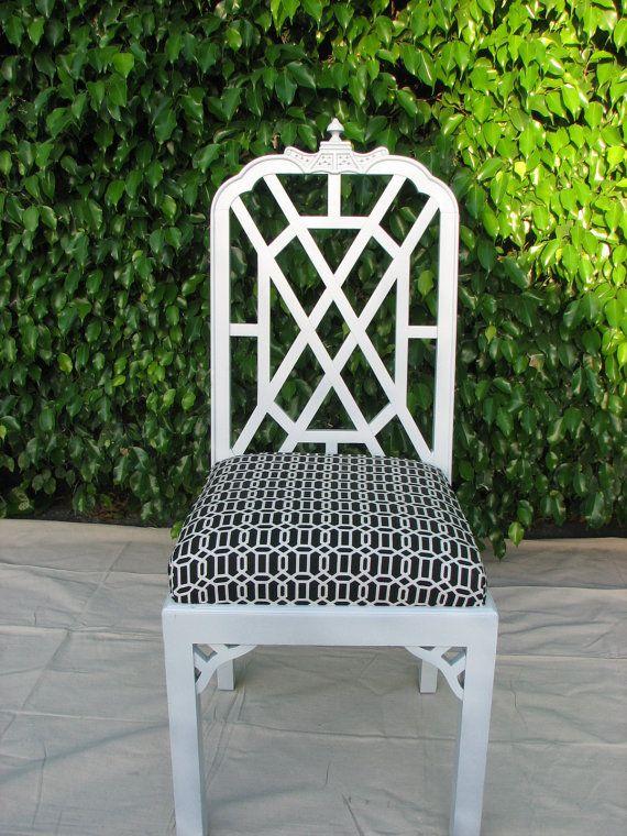 fretwork chair