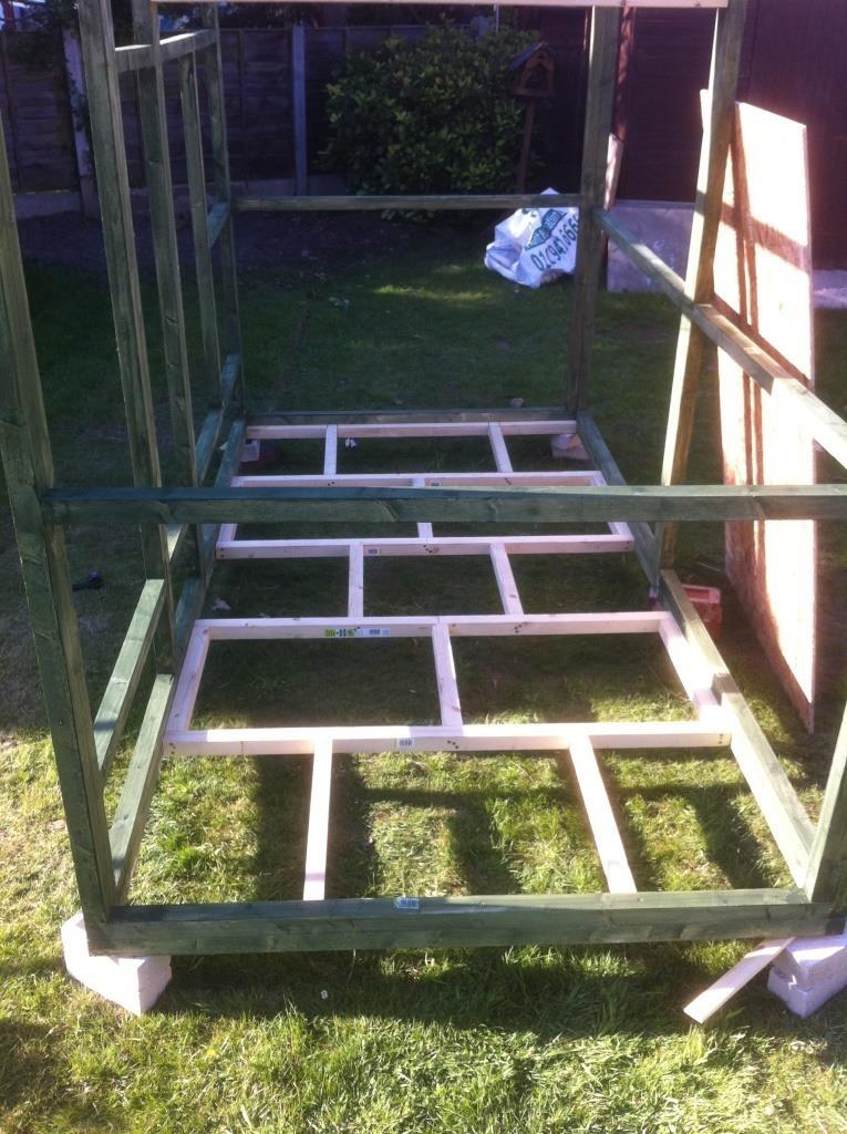 DIY ferret hutch 13