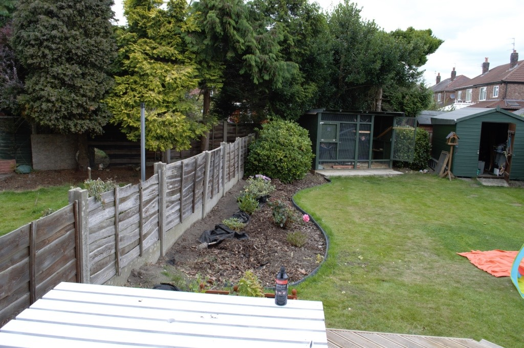 Replace fence 01