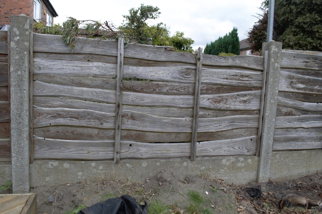 Replace fence 02
