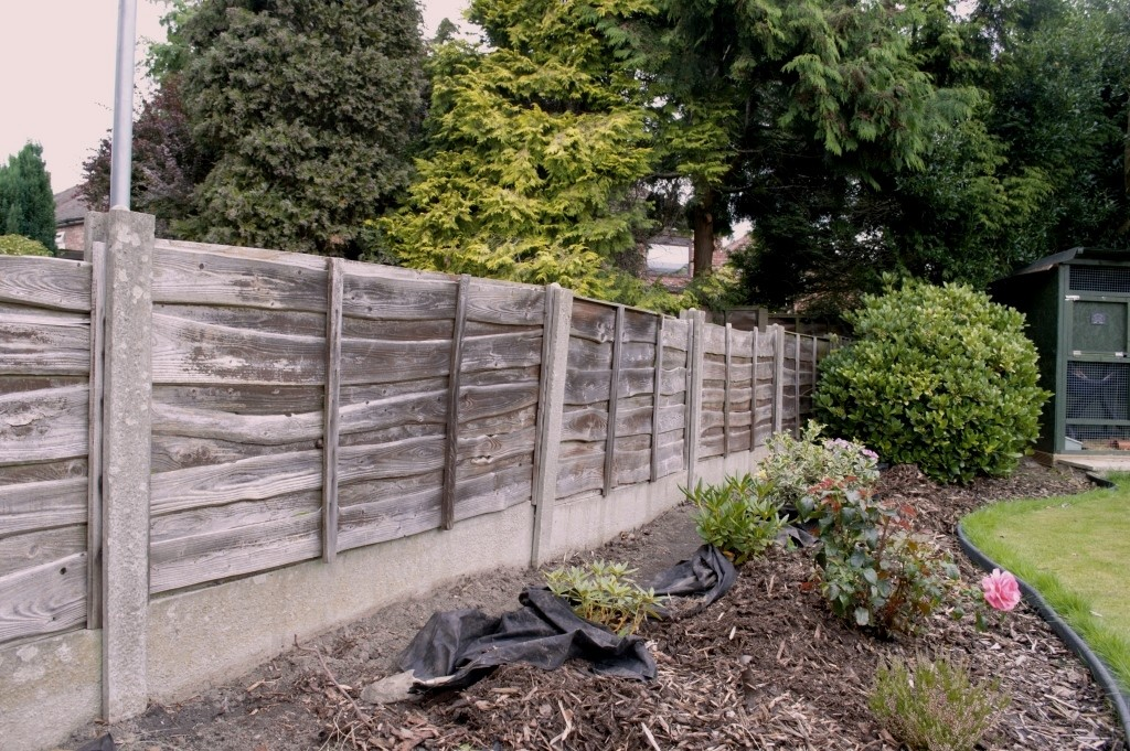 Replace fence 03