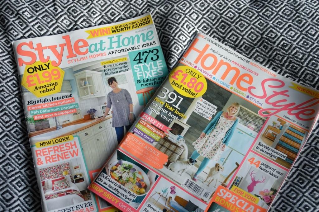 Mojos & Magazines; I'm back!