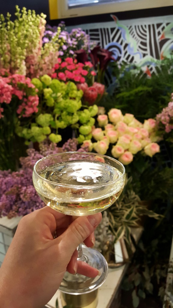 Mastering Floral Artistry with Frog Flowers (& Champagne)