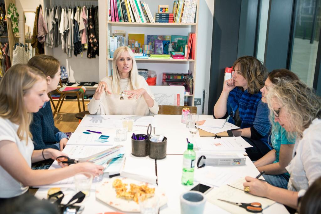 Colour psychology Karen Haller