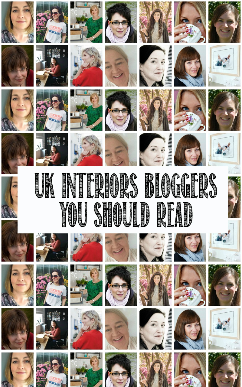 UK Interiors Bloggers You Should Read