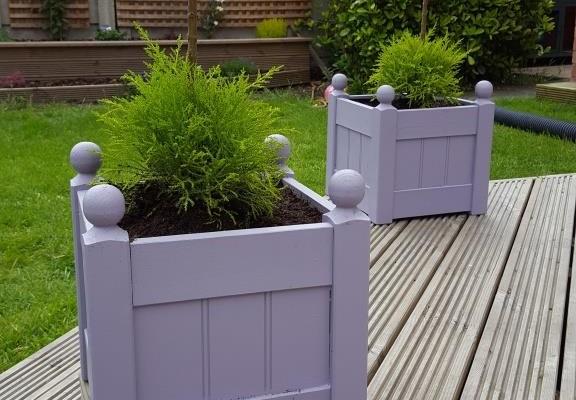 Valspar Dusty Lilac Garden 06
