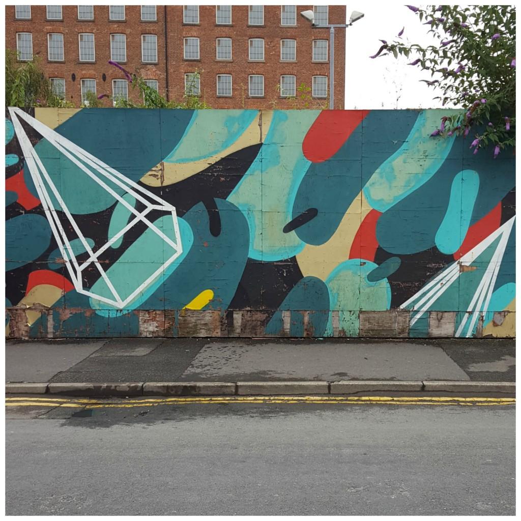 Manchester Ancoats Graffiti