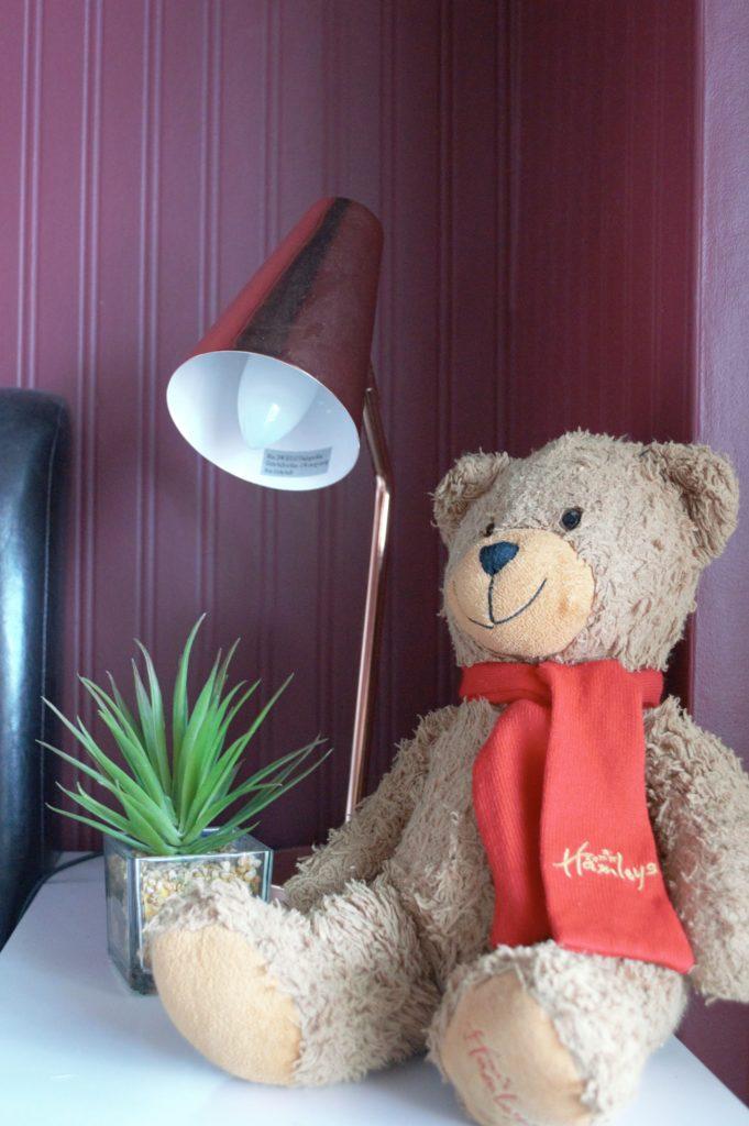 Teddy Bear Bedside table