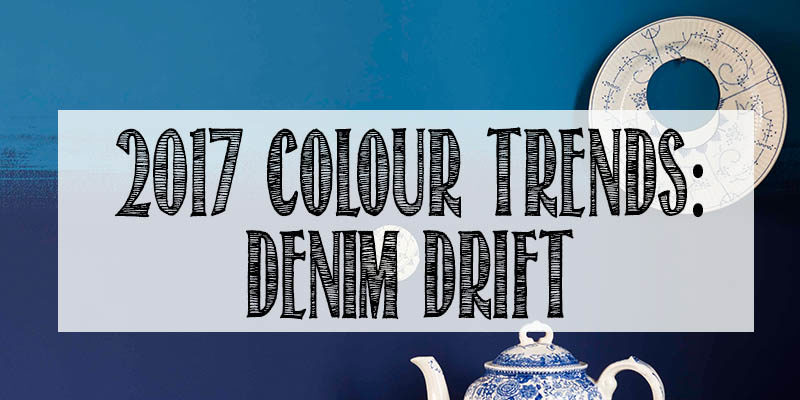 Dulux Denim Drift Trend