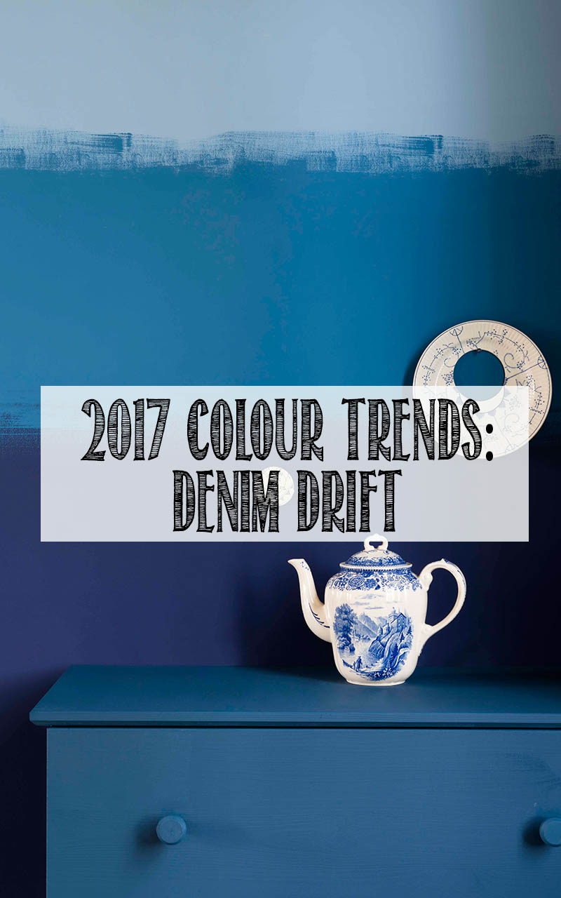 Dulux's 'Denim Drift'
