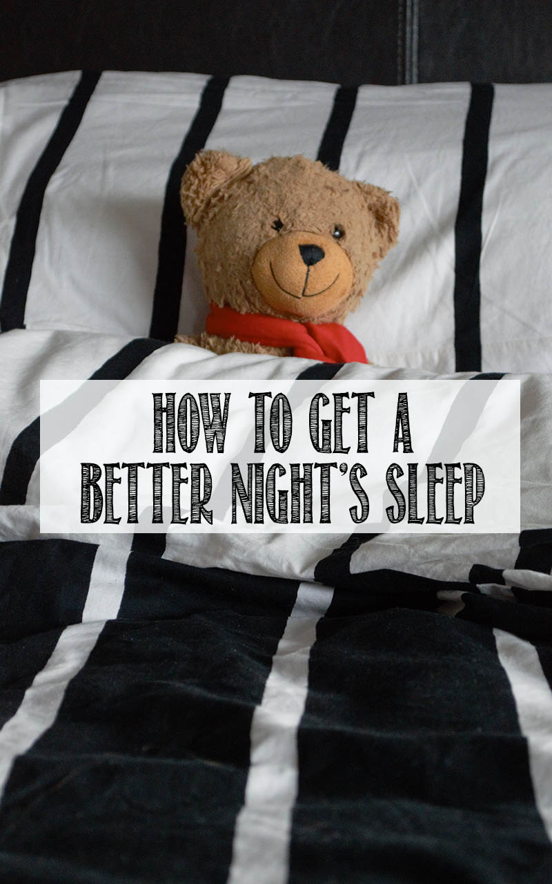 Hibernating For The Winter With A Better Night's Sleep