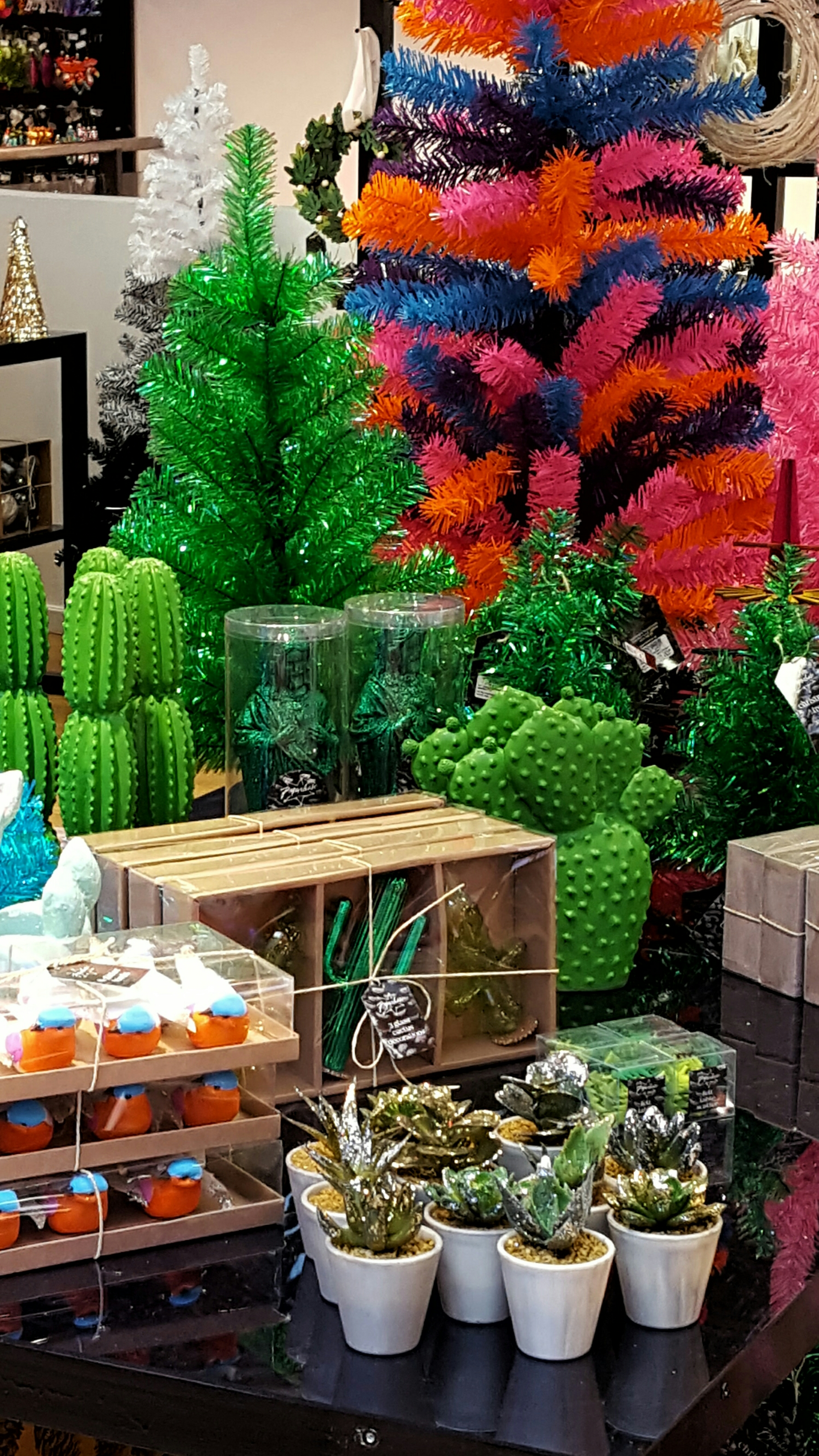 Cactus Christmas Tree Paperchase