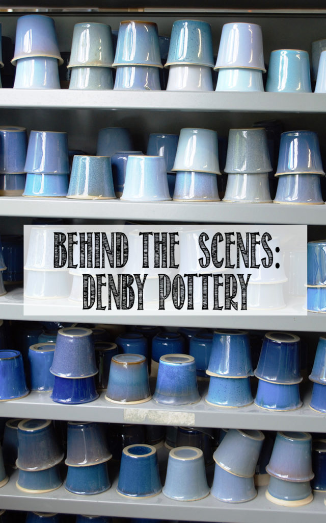 A Clay Day at Denby Pottery Village