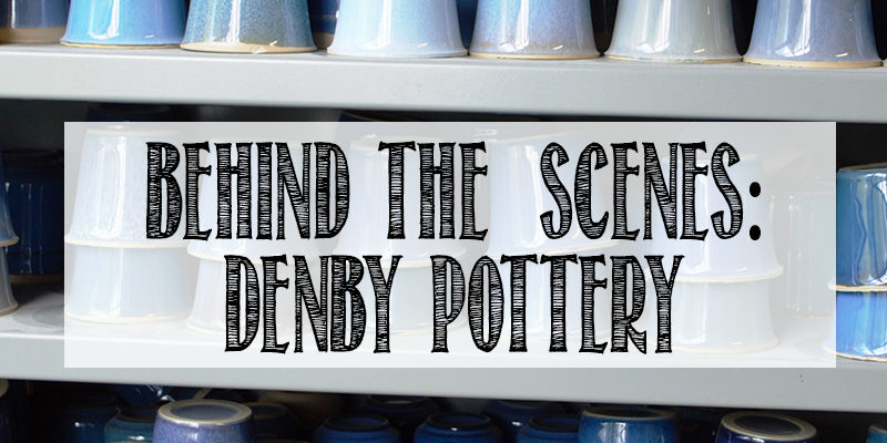 Denby Pottery Village