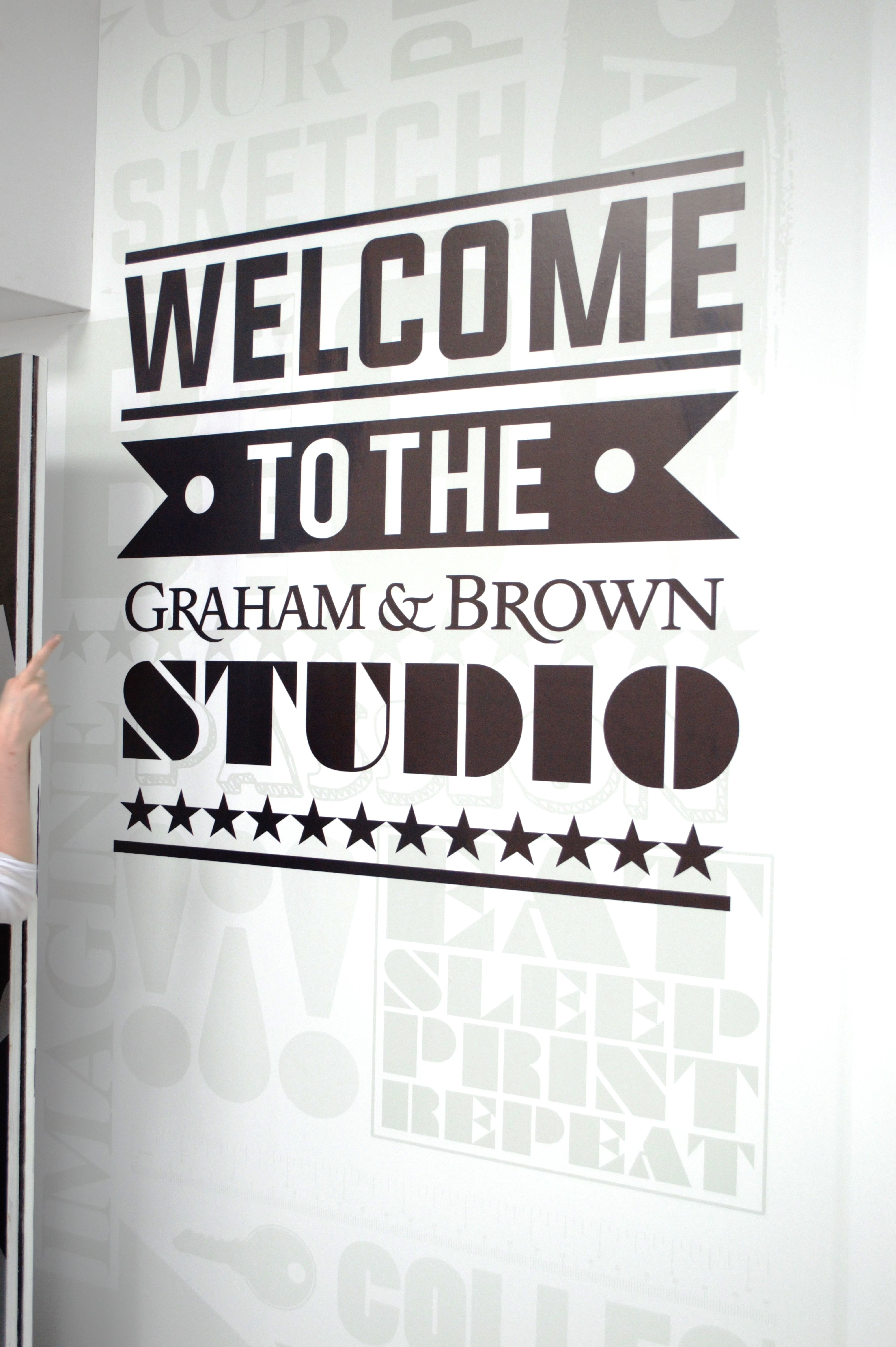 Graham & Brown Office Design