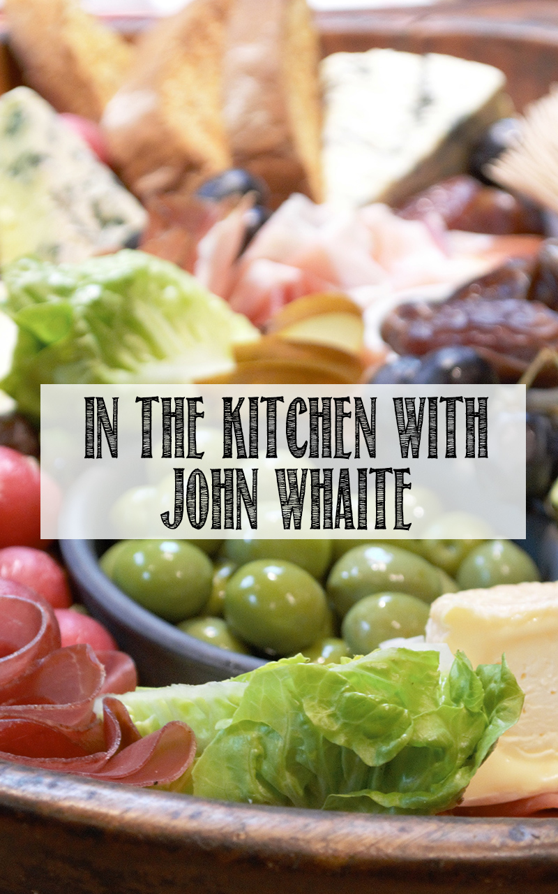 John Whaite Cookery School