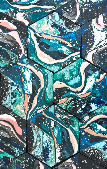Hilda Hellstrom marble