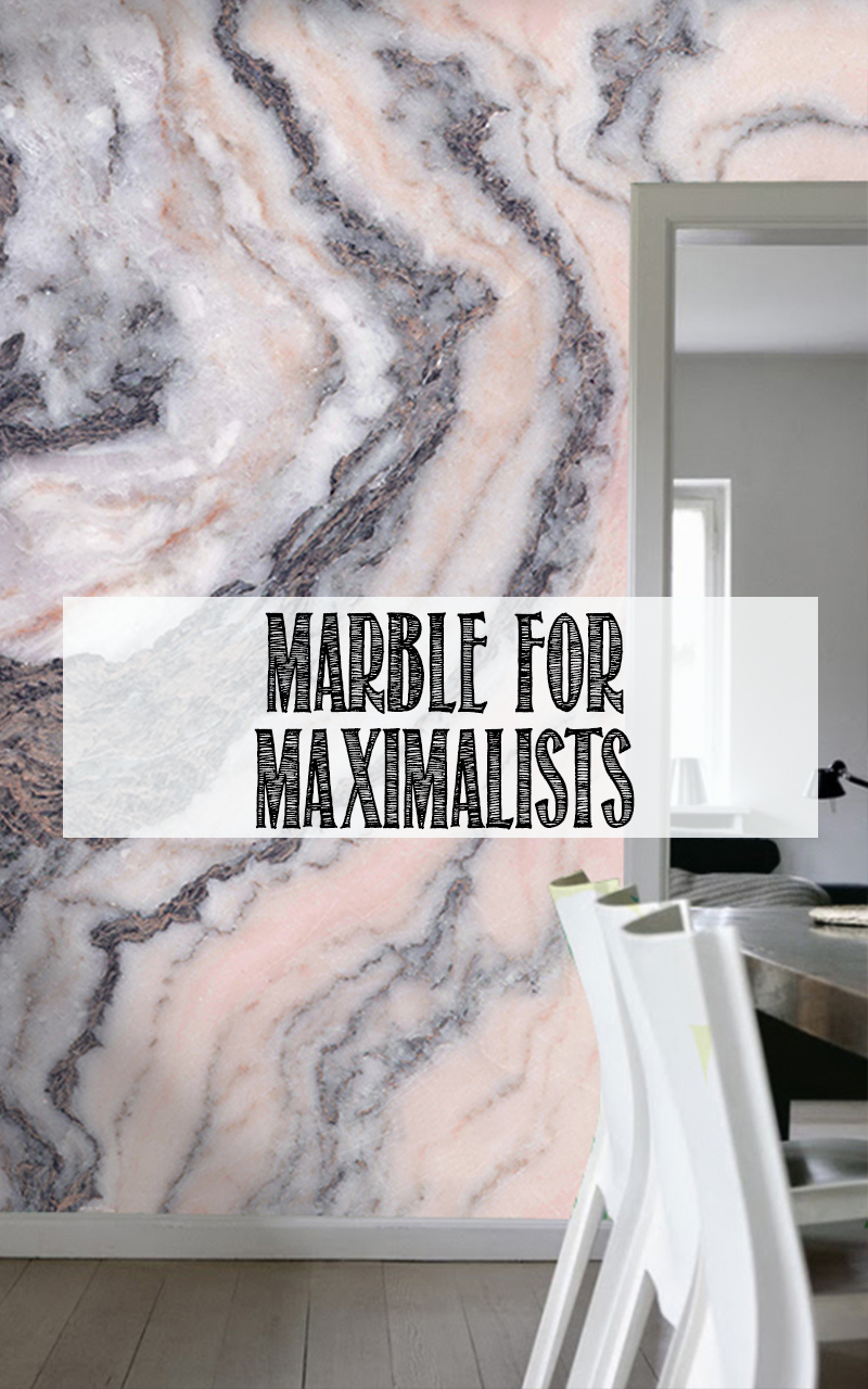 7 Statement Marbles for Maximalists
