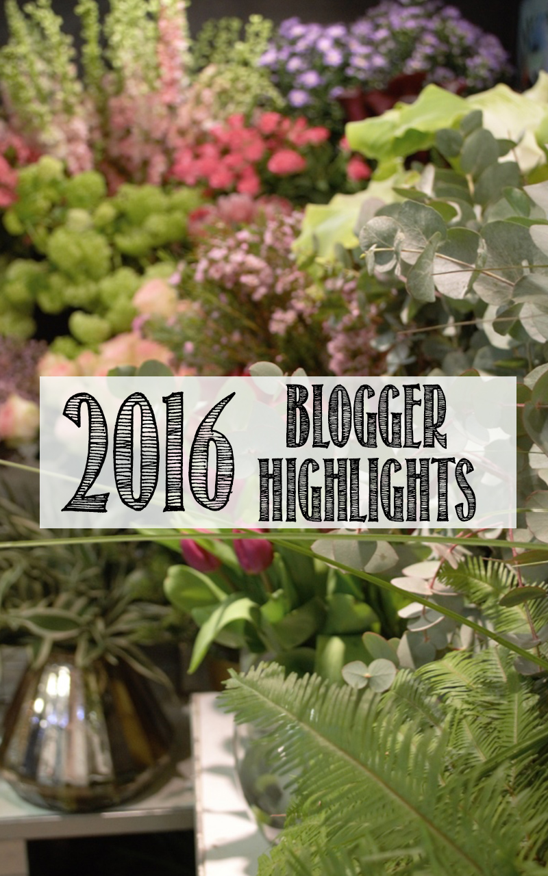 A 2016 Highlight Reel: Colourful Interiors, Euro Trips & Blogger Besties