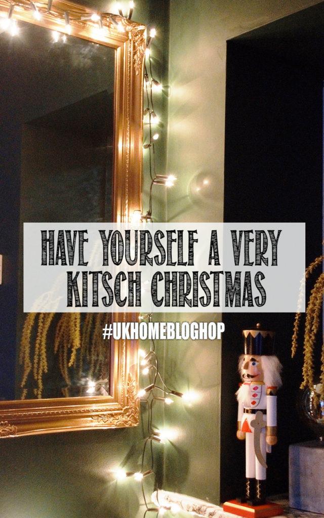 UK Blog Hop: Our Festive Felt Family Christmas