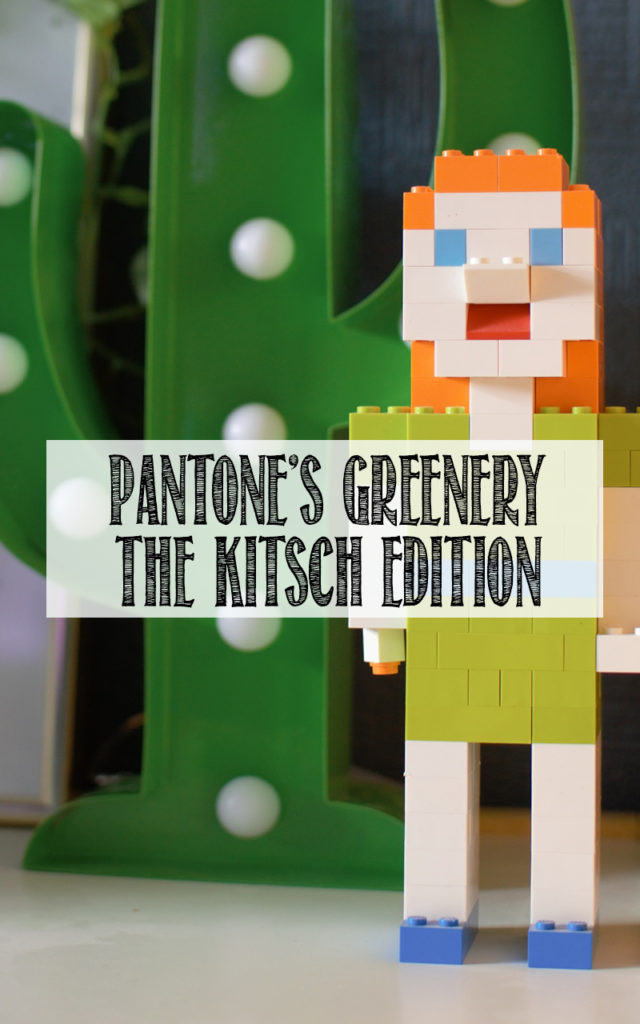 Pantone's Greenery: The Kitsch Edition