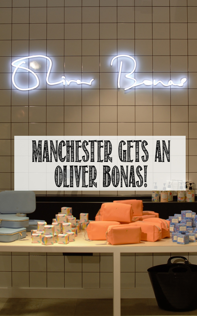 Now Open: Oliver Bonas in Manchester