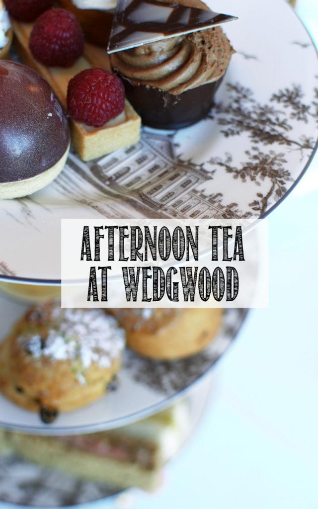 Afternoon Tea at Wedgwood