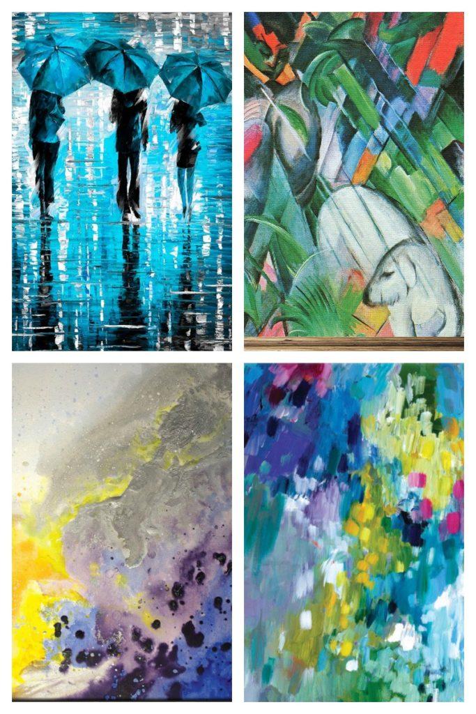 April Showers: Wayfair Artwork for a Rainy Day