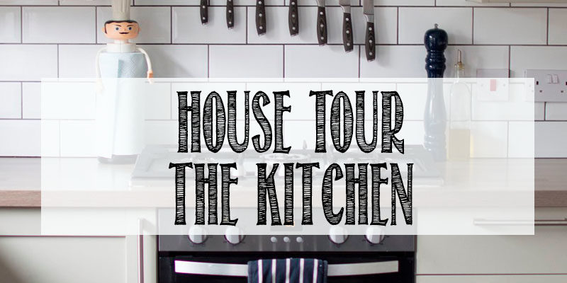 The Honest House Tour: Kitchen Diner