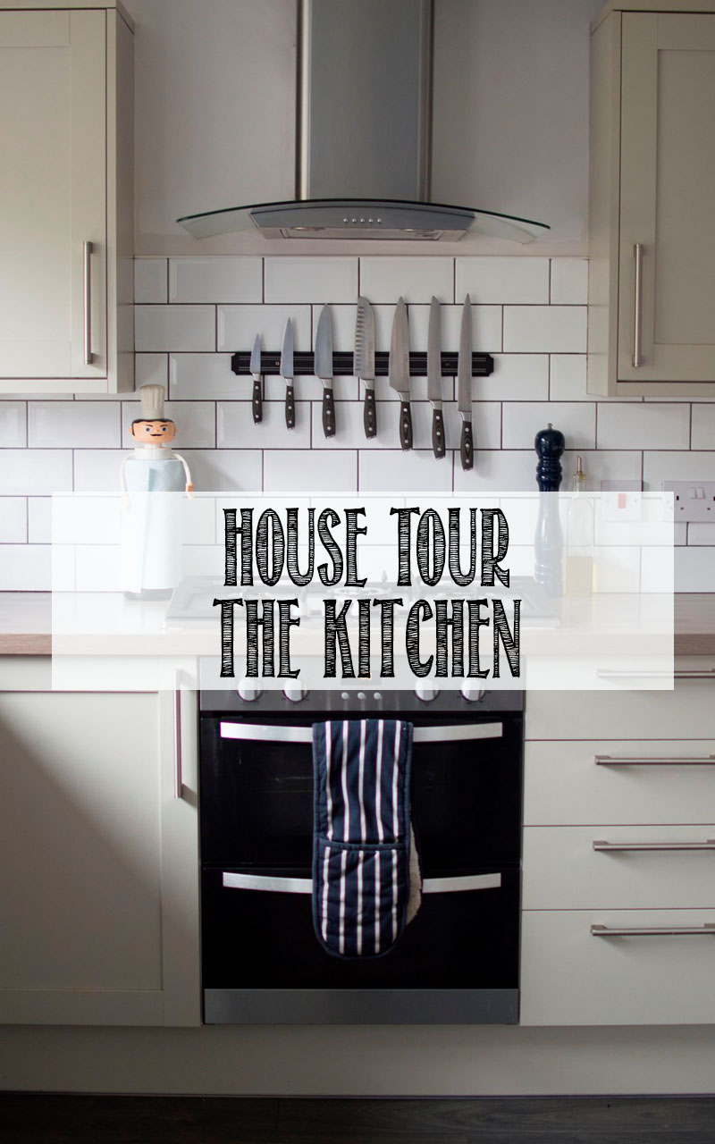 kitchen tour