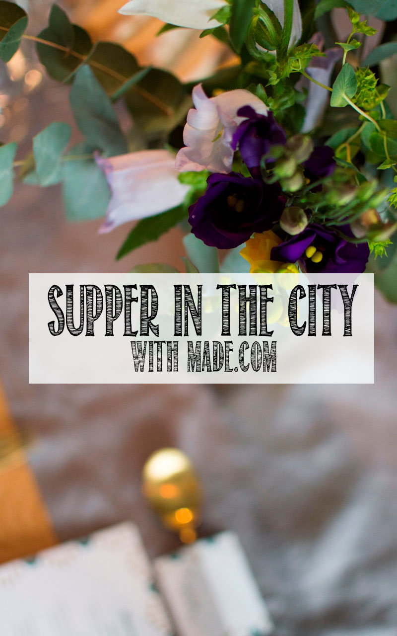 #mademanchester supperclub