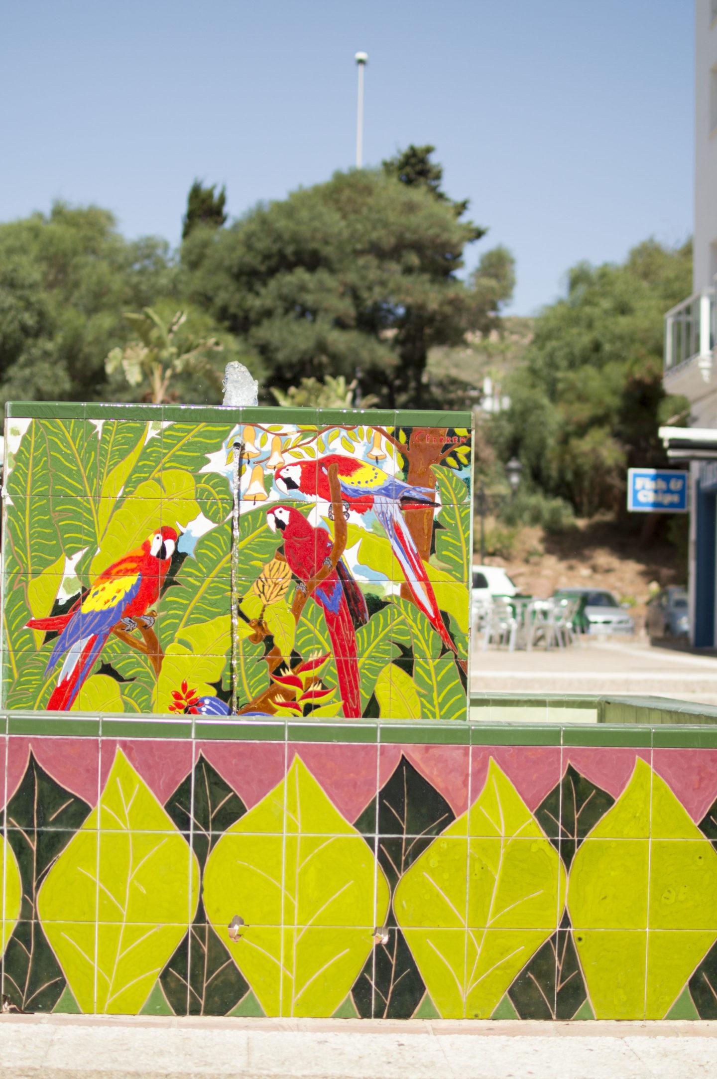 duquesa spanish tiles