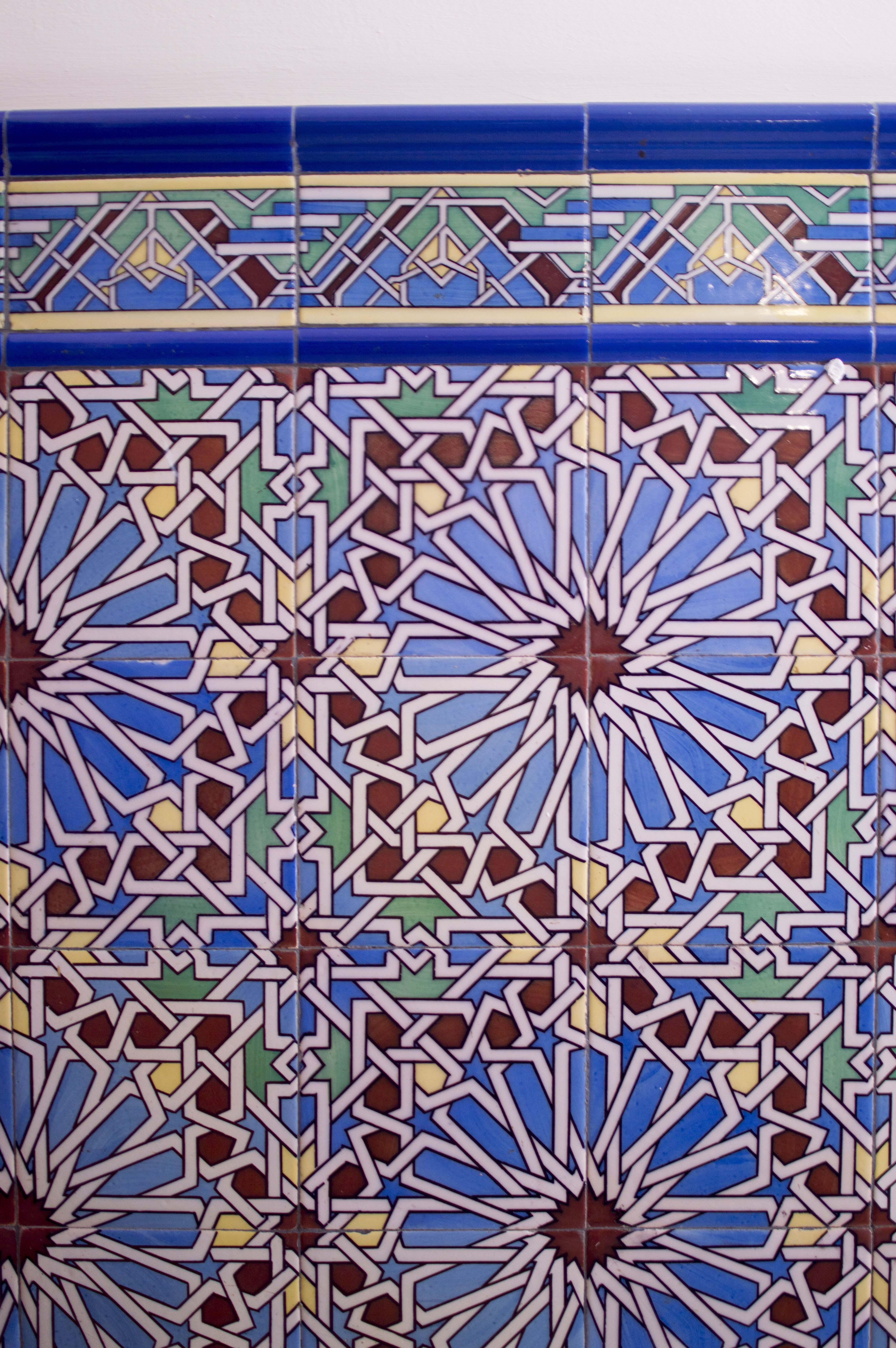 I have this thing with spanish tiles well i guess this is growing up spanish tiles sacarellos coffee shop gibraltar dailygadgetfo Gallery