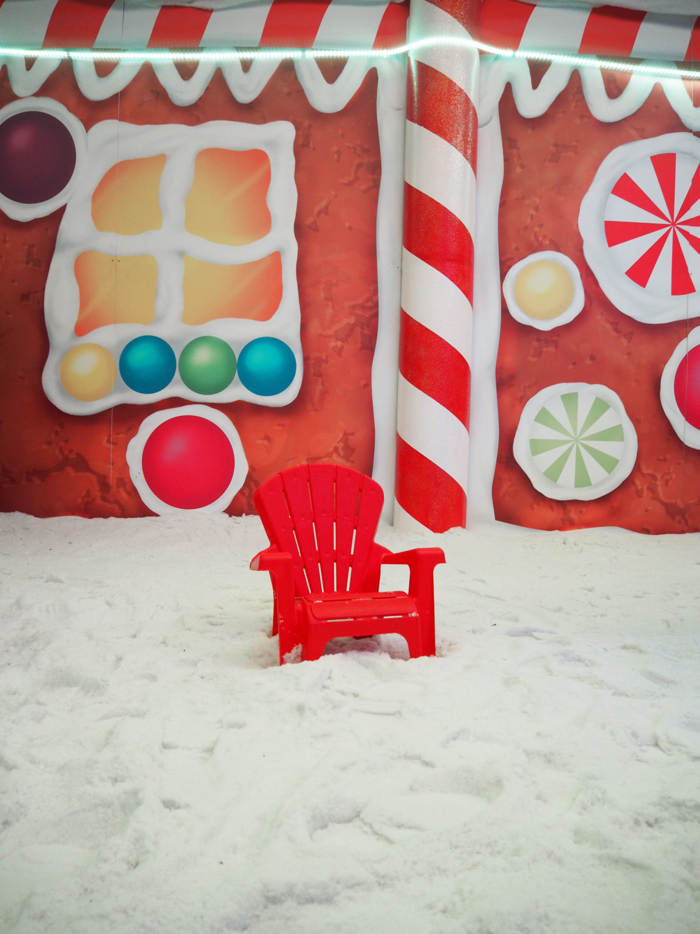 Manchester Chill Factore: Santa, Snow & Slopes